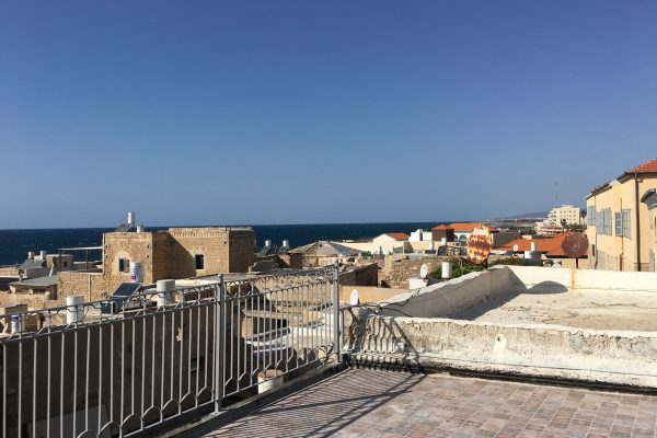 Best located sea view property - Acre old city