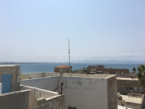 Large property in the Old City with sea view