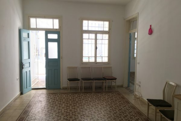 Ottoman style apartment in Haifa - for investment