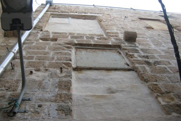 3 story ancient building for sale in Acre old city