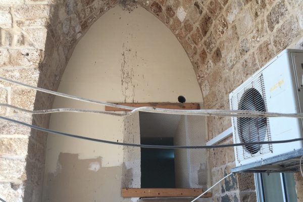 Ancient property in Acre old city
