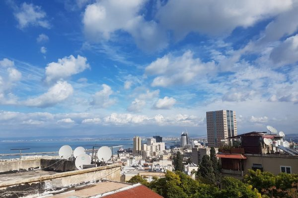 Sea view apartment in Haifa - Rented