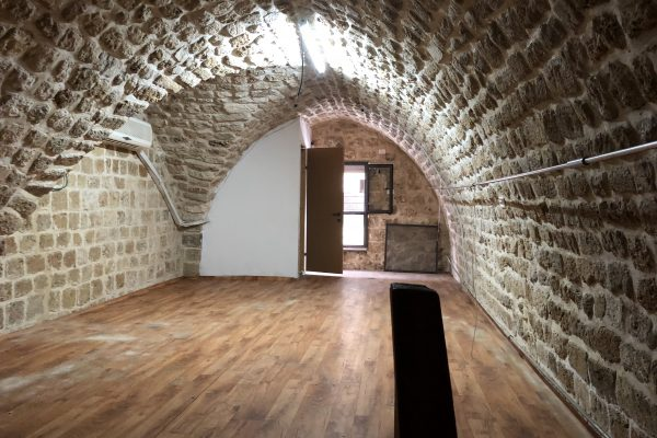 Workshop / Commercial / Apartment / gallery in Akko old city