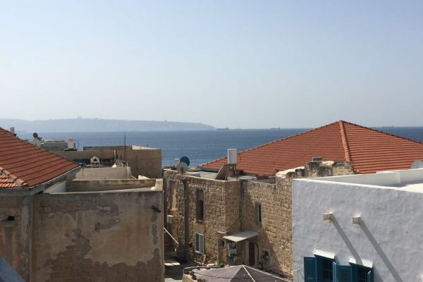 Beautiful apartment with sea view in Old Acre